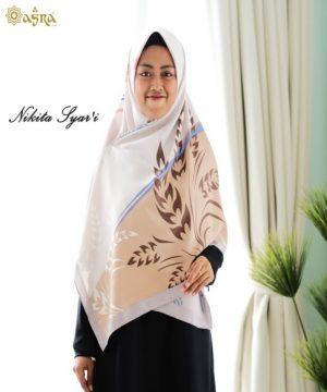 Harga Jilbab Segi Empat Motif